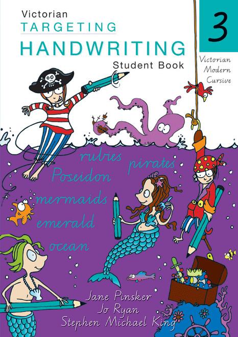 Targeting Handwriting VIC Year 3 Student Book