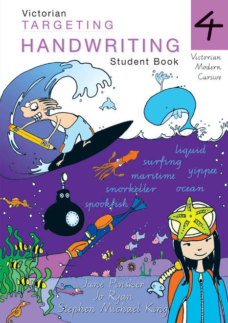 Targeting Handwriting VIC Year 4 Student Book