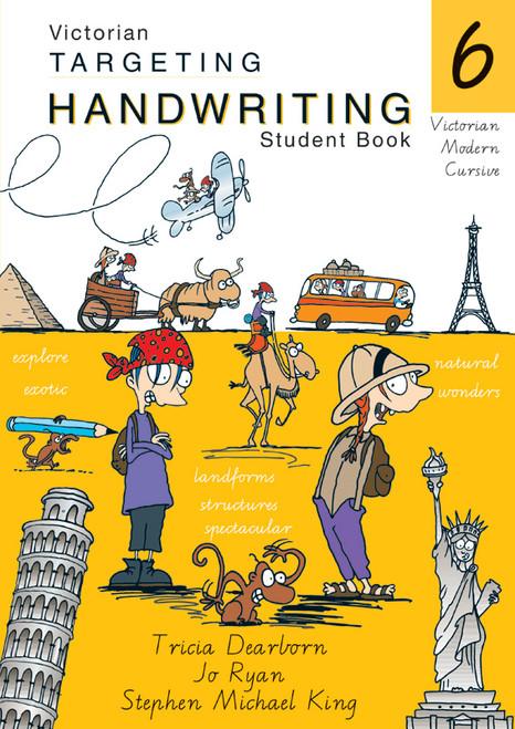Targeting Handwriting VIC Year 6 Student Book