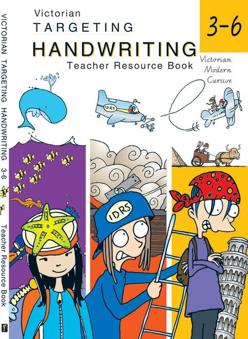 Targeting Handwriting VIC Years 3-6 Teacher Resource Book