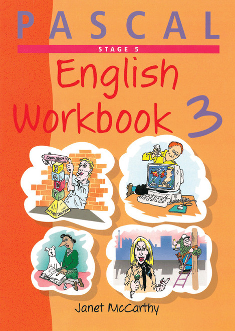 Pascal Stage 5 English Workbook 3
