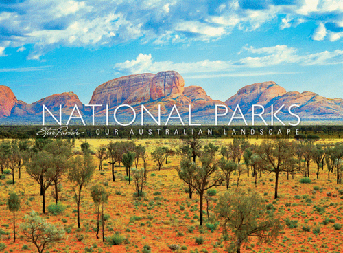 Steve Parish - Australiana Picture Book - National Parks Our Australian Landscape