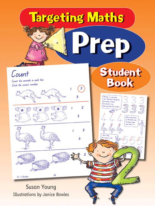 Targeting Maths Prep Student Book