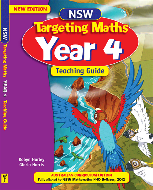 Targeting Maths NSW Year 4 Teaching Guide Australian Curriculum Edition