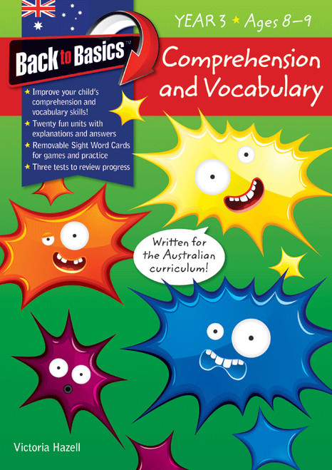 Back to Basics - Comprehension and Vocabulary Year 3