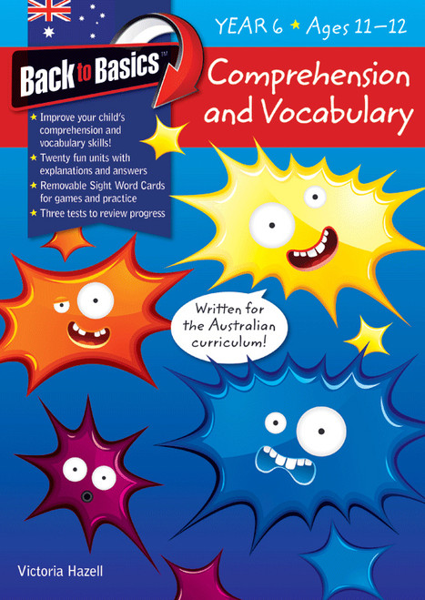 Back to Basics - Comprehension and Vocabulary Year 6