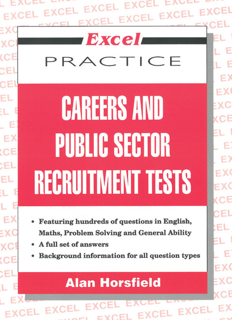Excel - Careers and Public Sector Recruitment Tests