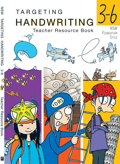Targeting Handwriting NSW Years 3-6 Teacher Resource Book