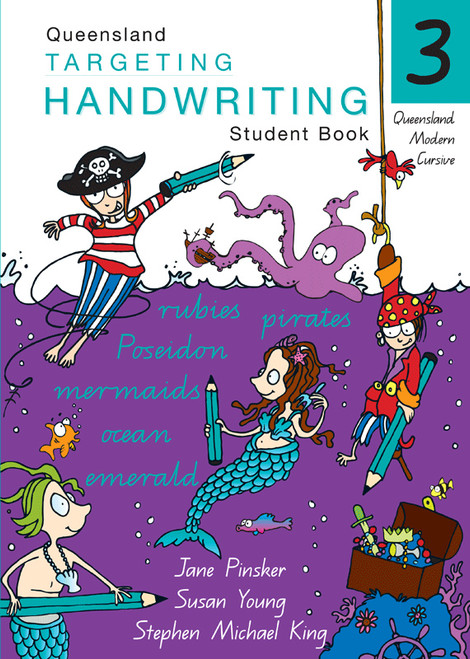 Targeting Handwriting QLD Year 3 Student Book