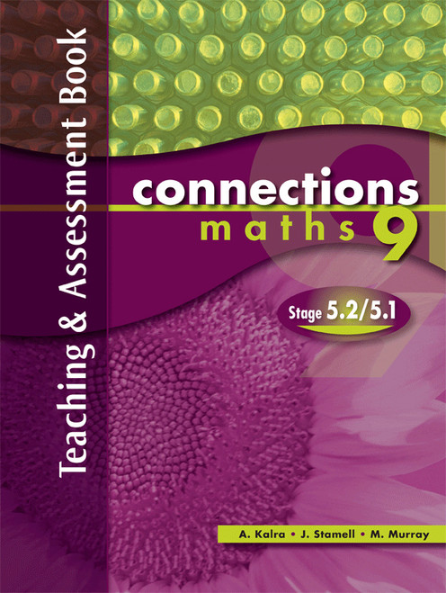 Connections - Maths 9 Stage 5.2/5.1 Teaching and Assessment Book