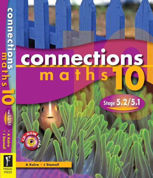 Connections - Maths 10 Stage 5.2/5.1 Student Book