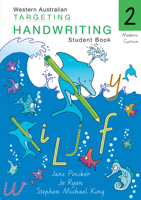 Targeting Handwriting WA Year 2 Student Book