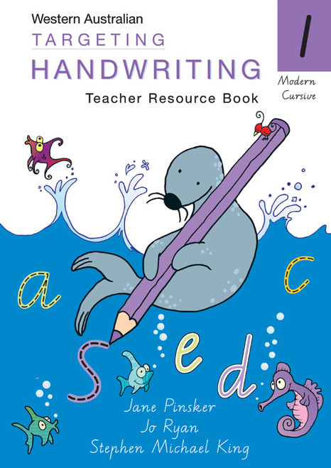 Targeting Handwriting WA Year 1 Teacher Resource Book