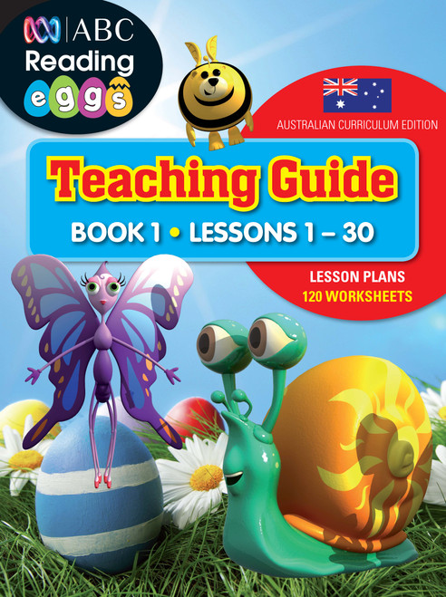 Reading Eggs Teaching Guide Book 1