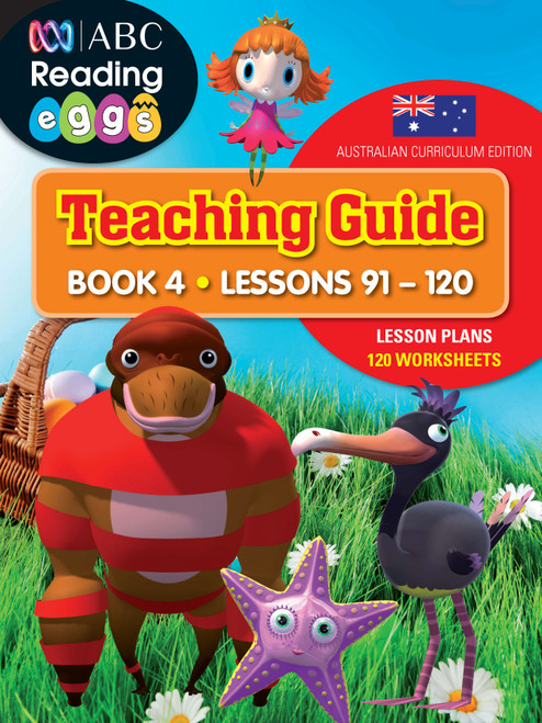 Reading Eggs Teaching Guide Book 4