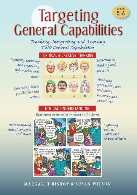 Targeting General Capabilities - Critical & Creative Thinking / Ethical Understanding Years 5-6
