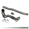 034Motorsport Cast Stainless Steel Racing Downpipe, 8V Audi A3/S3 & MK7 VW Golf R