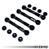 034Motorsport Adjustable Lowering Link Kit, Billet Aluminum, Audi C7 with Adaptive Air Suspension