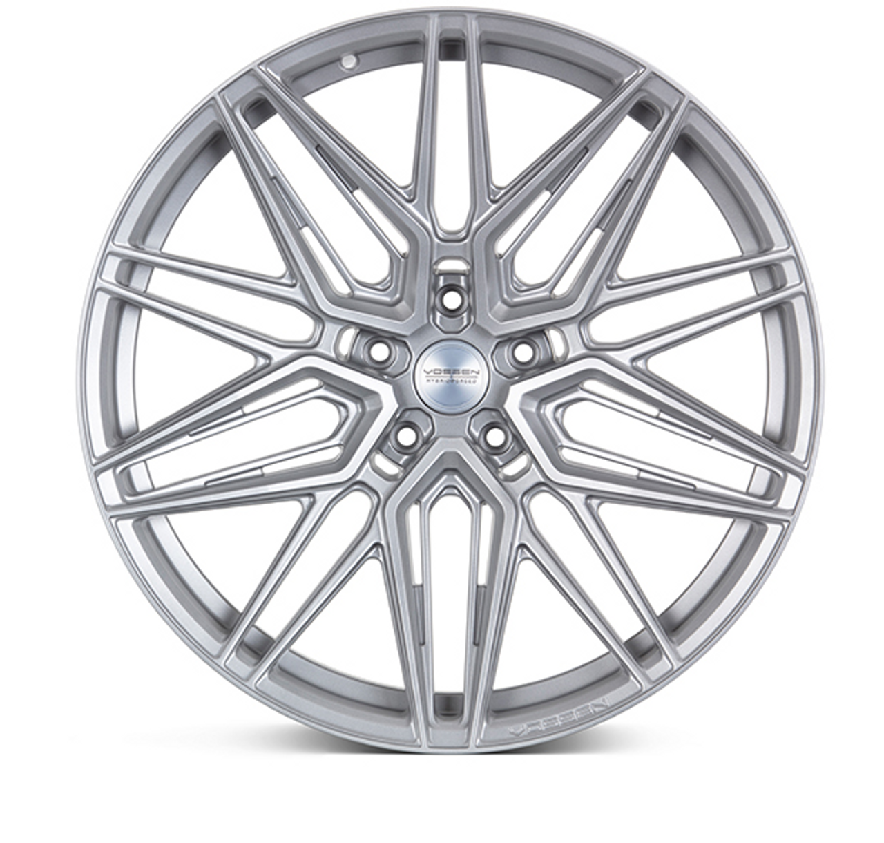 Vossen HF-7 - Satin Silver | Custom Color