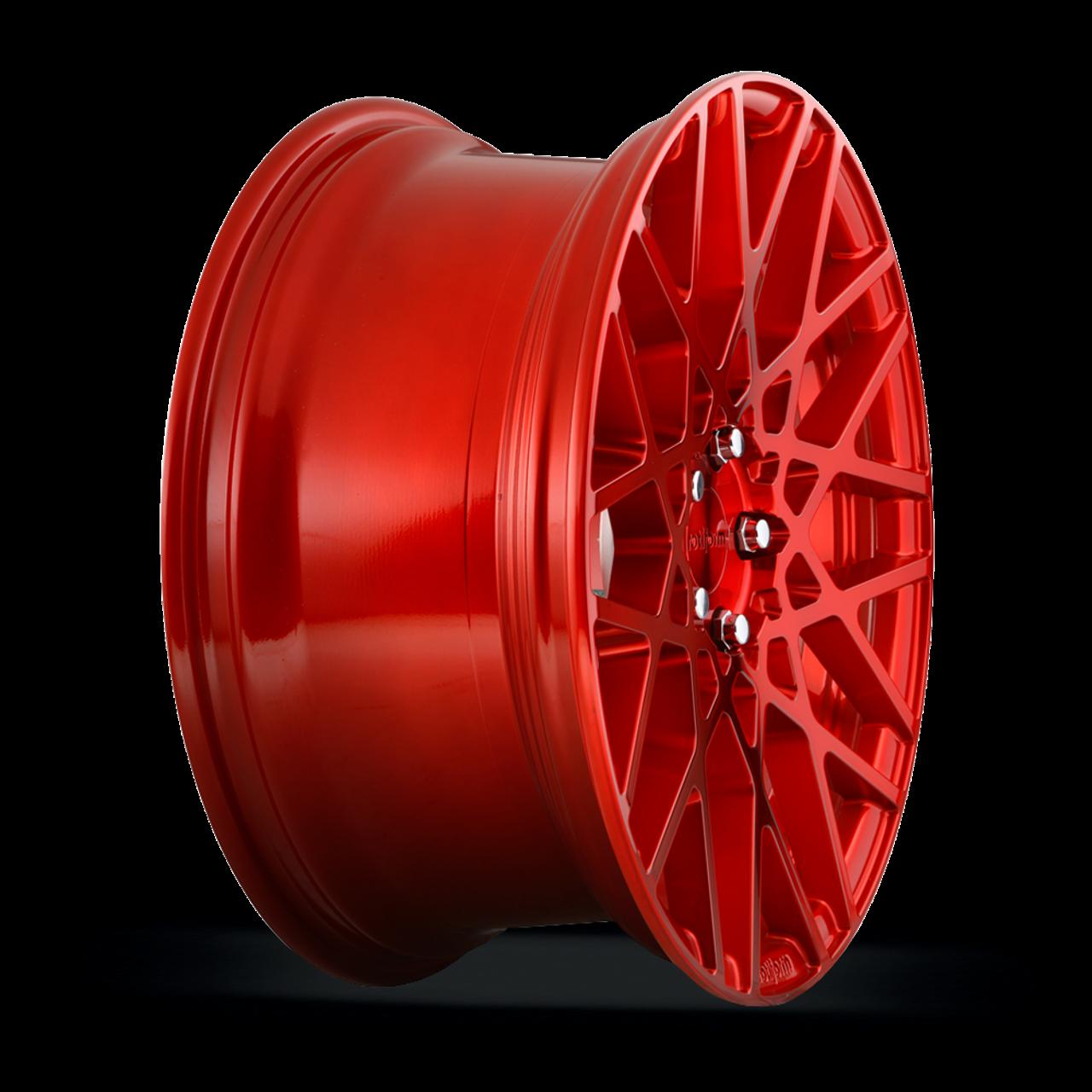 Rotiform BLQ - Candy Red