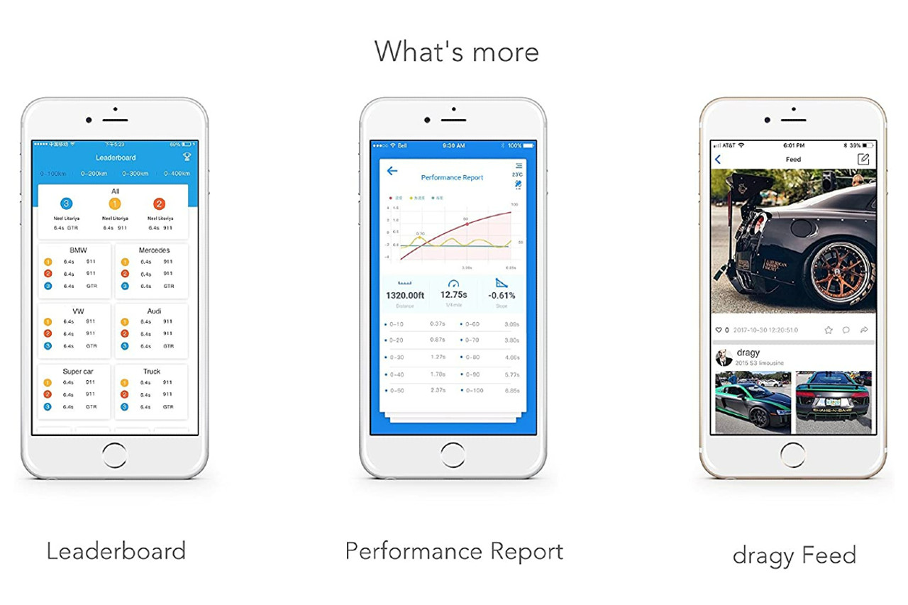 Dragy GPS Performance Box