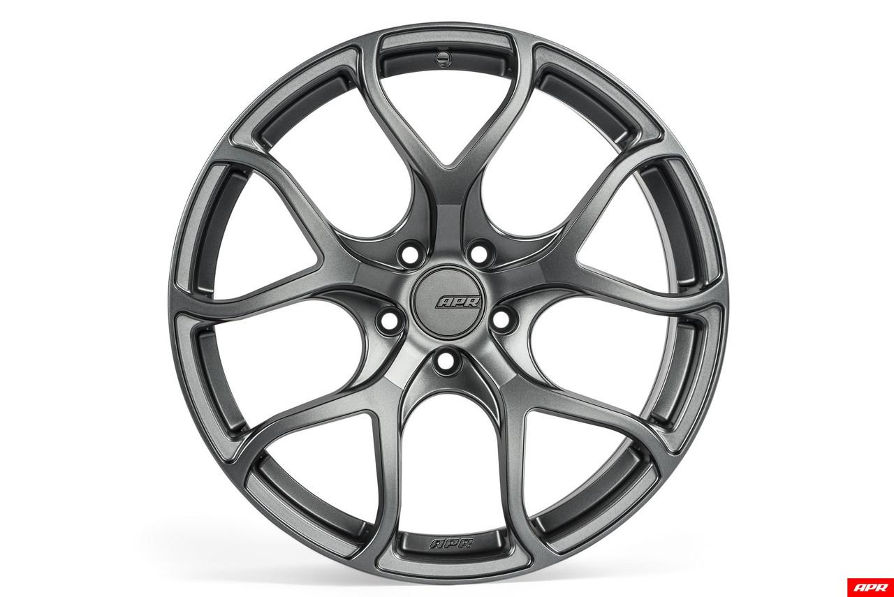 APR A01 Flow Formed Wheels (19x8.5) - Gunmetal
