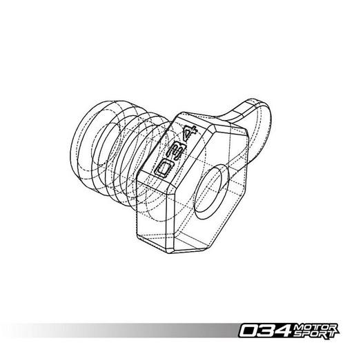Intake Manifold Plug & Boost Tap, 2.0T FSI & 2.0 TSI