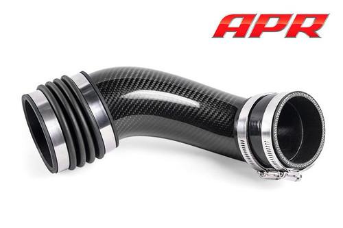 APR Carbon Fiber Turbo Inlet Pipe - 1.8T/2.0T EA888 Gen 3 MQB