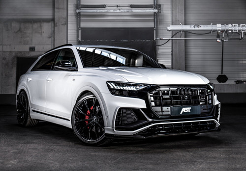 ABT Front Skirt Add-On for Audi Q8/SQ8 (4M)