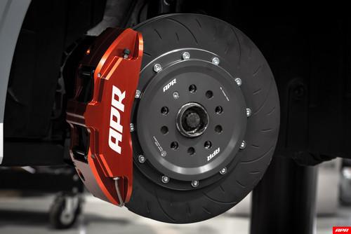 APR 380x34mm 6 Piston Brakes - MQB S3, Golf R, Etc.