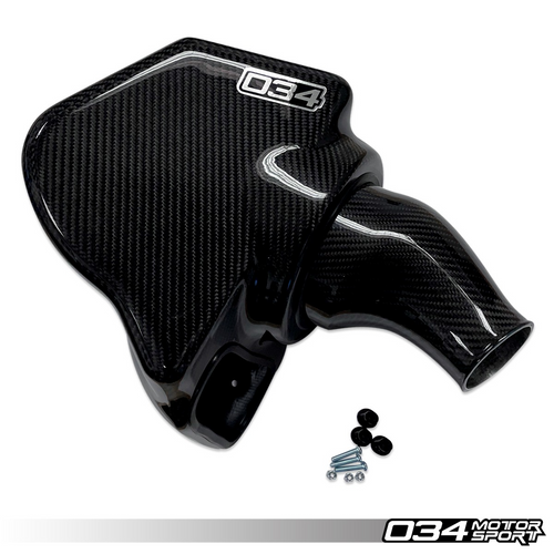 X34 Carbon Fiber Cold Air Intake - B9 RS5 2.9 TFSI