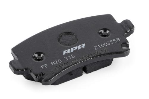 APR Brake Pads - Rear - Audi 8P/8J/B7 - VW MK5/MK6/MK7