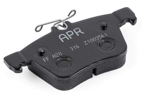 APR Brake Pads - Rear - Audi 8V/8S - VW MK7 V2