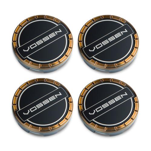 Vossen Classic Billet Sport cap Set For CV/VF/HF Series Wheels (Brickell Bronze)