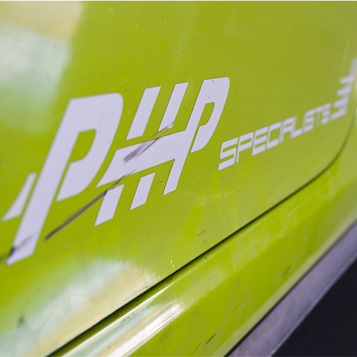 PHP Specialists Vinyl Decal