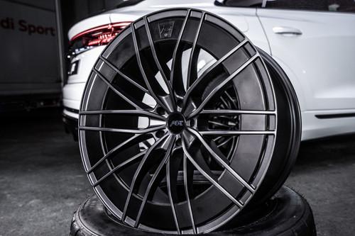 ABT HR22 Dark Smoke Aero Wheel for Audi Q7 4M