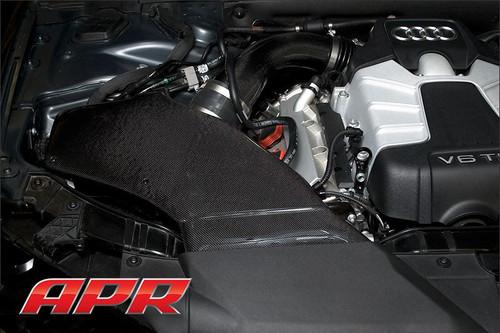 APR Carbon Fiber Intake - B8 S4/S5 3.0T Back Tube