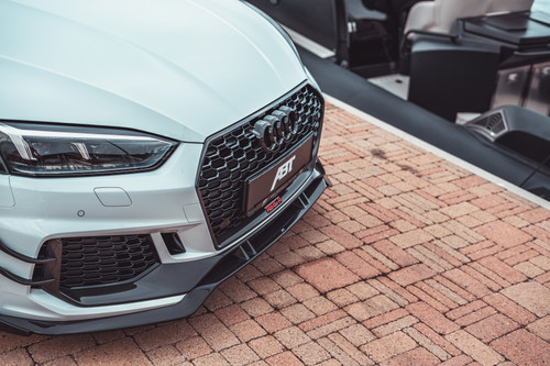 ABT Carbon Fiber Front Lip for Audi RS5 B9