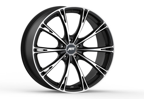 ABT GR22 Matt Black Alloy Wheel Set For Audi Q8/SQ8 4M