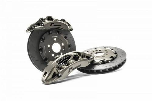 RacingLine 355mm Brake Caliper & Disc Upgrade - Hard Anodized