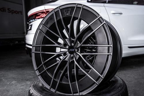 ABT HR22 Dark Smoke Aero Wheel Set for Audi SQ5 B9