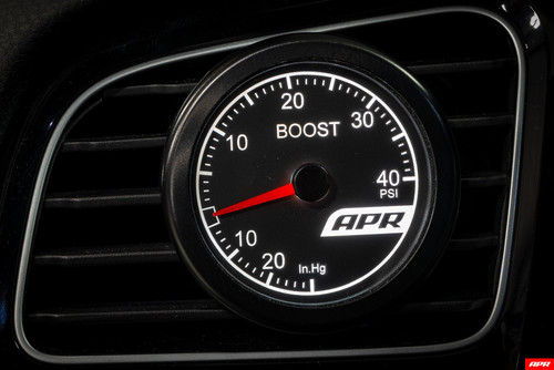 APR Universal Mechanical Boost Gauge System