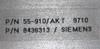 8436313 (Siemens) - Used