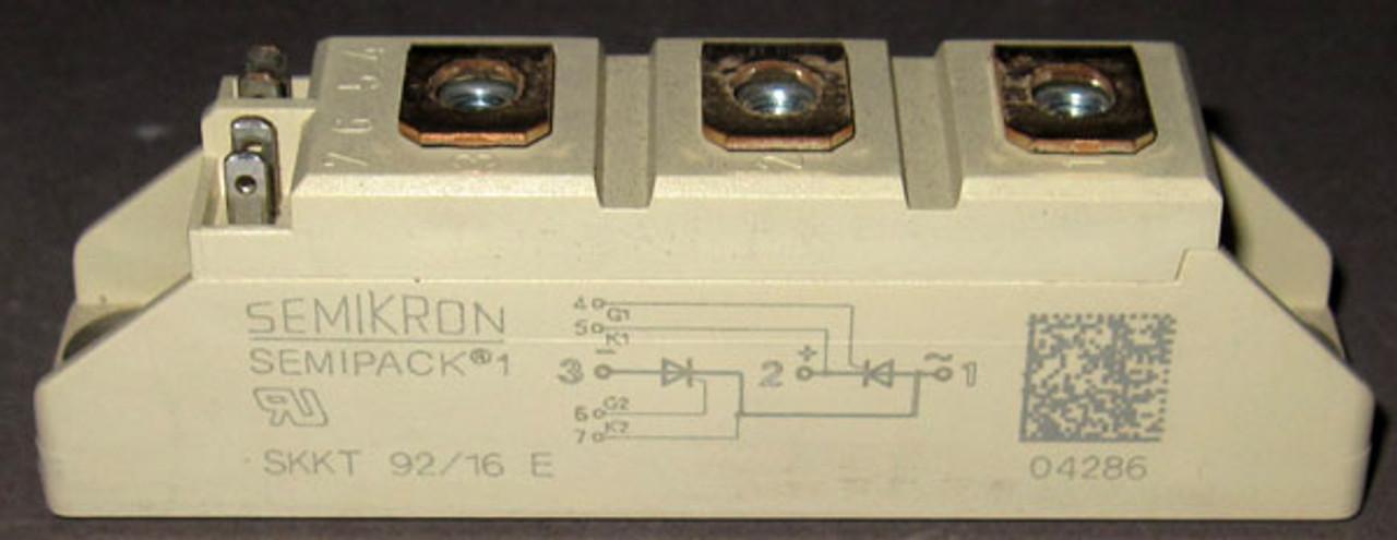 SEMIKRON Semipack1 SKKT 92//16 E SKKT 92//16E