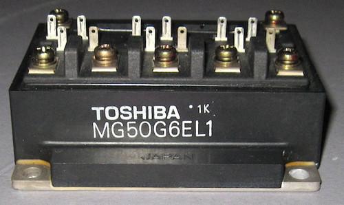 MG50G6EL1 - Transistor (Toshiba) - Used