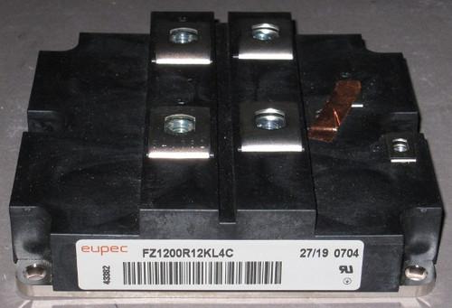 FZ1200R12KL4C - IGBT (Infineon - formerly Eupec)