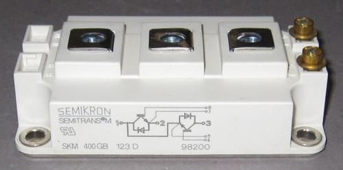 SKM400GB123D - IGBT (Semikron)