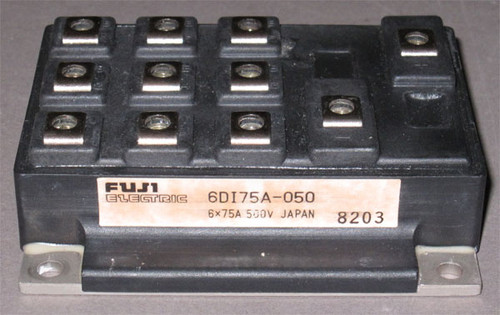 6DI75A-050 - Transistor (Fuji) - Used