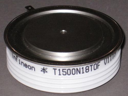 T1500N18TOF - SCR/Thyristor (Infineon - formerly Eupec)