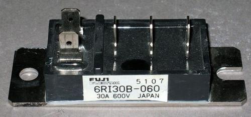 6RI30B-060 - Bridge Rectifier (Fuji) - Used